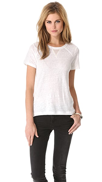 Marc by Marc Jacobs Martha Short Sleeve Tee