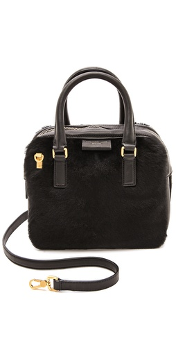 Marc by Marc Jacobs Shearling Show Group Clover Bag at Shopbop / East Dane