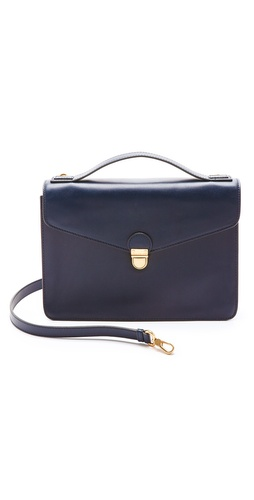 Marc by Marc Jacobs Top Chicret Top Handle Satchel at Shopbop / East Dane