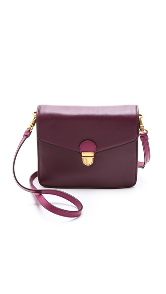 Marc by Marc Jacobs Top Chicret Cross Body Bag