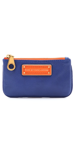 Marc by Marc Jacobs Too Hot To Handle Colorblock Key Pouch at Shopbop / East Dane