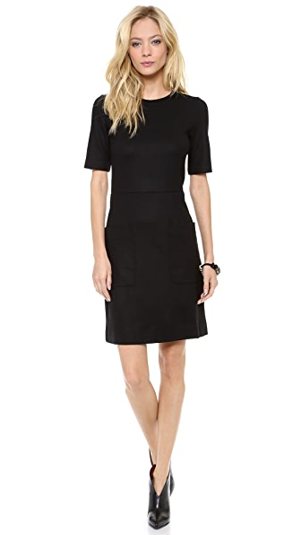 Marc by Marc Jacobs Mercedes Wool Dress
