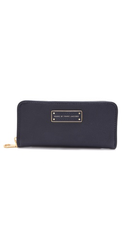 Marc by Marc Jacobs Too Hot To Handle Slim Zip Around Wallet at Shopbop / East Dane