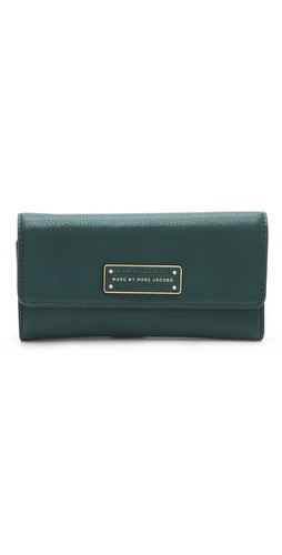Marc by Marc Jacobs Too Hot To Handle Long Tri-Fold Wallet at Shopbop / East Dane