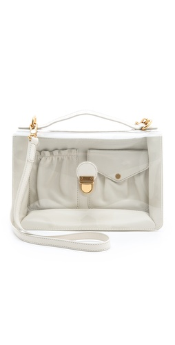 Marc by Marc Jacobs Clearly Top Handle Shoulder Bag at Shopbop.com