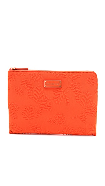 Marc by Marc Jacobs Mini Mareika Deboss Neoprene Tablet Case