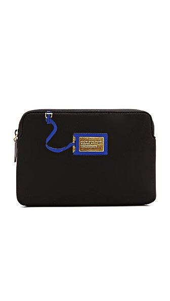 Marc by Marc Jacobs Heathrow Trompe l'Oeil Neoprene Mini Tablet Case