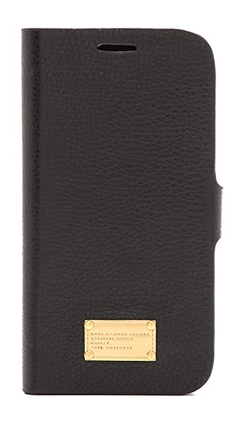 Marc by Marc Jacobs Classic Q Samsung Galaxy 4 Phone Notebook