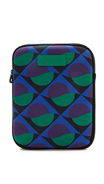 Marc by Marc Jacobs Etta Printed Neoprene Tablet Case