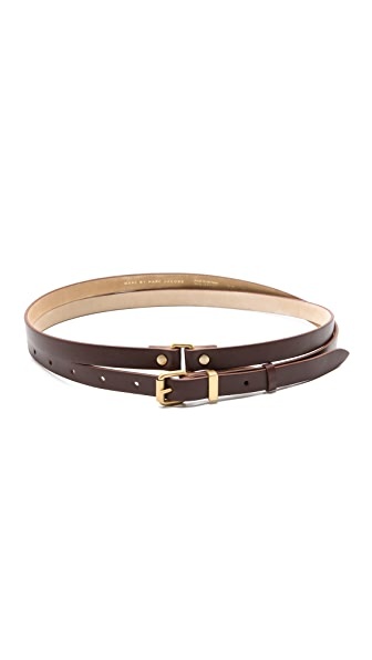 Marc by Marc Jacobs Double Wrap Belt
