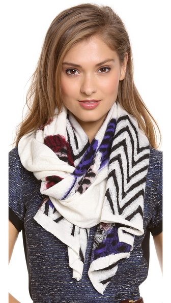 Marc by Marc Jacobs Wool Scarf