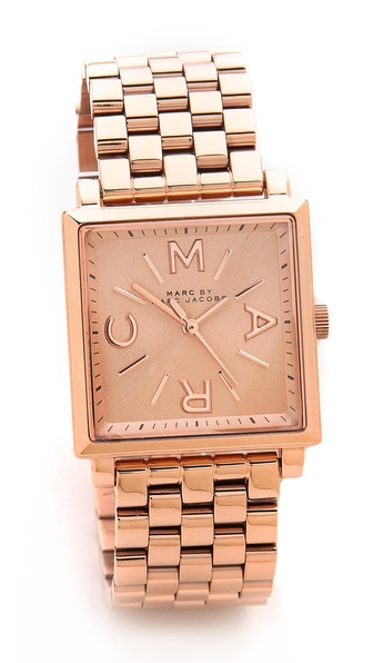 Marc by Marc Jacobs Truman Watch
