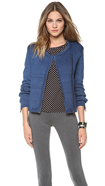 Marc by Marc Jacobs Descanso Sweater Jacket