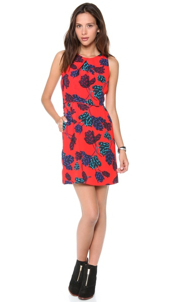 Marc by Marc Jacobs Marieka Tulip Sleeveless Dress