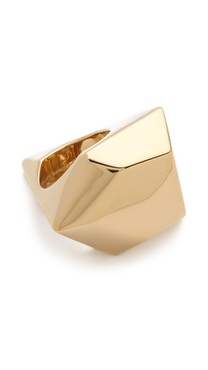 Marc by Marc Jacobs Metal Rock Ring