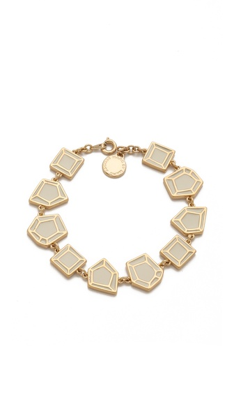 Marc by Marc Jacobs Multi Gem Bracelet