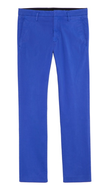 Marc by Marc Jacobs Pittsburg Stretch Twill Chinos