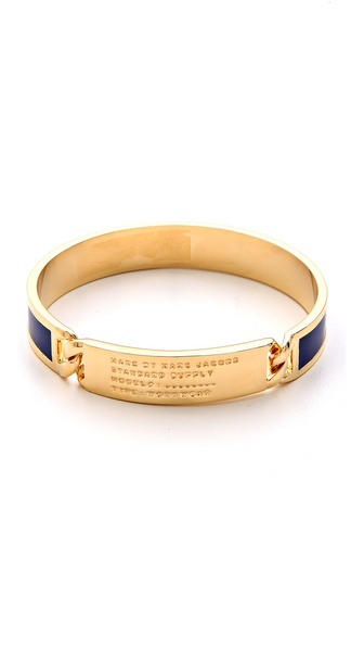 Marc by Marc Jacobs Standard Supply Enamel Bangle Bracelet