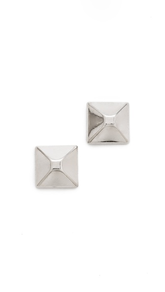 Marc by Marc Jacobs Large Stud Earrings