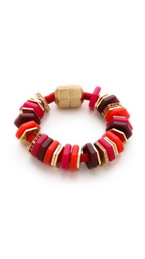 Marc by Marc Jacobs Bolt Slice Bracelet