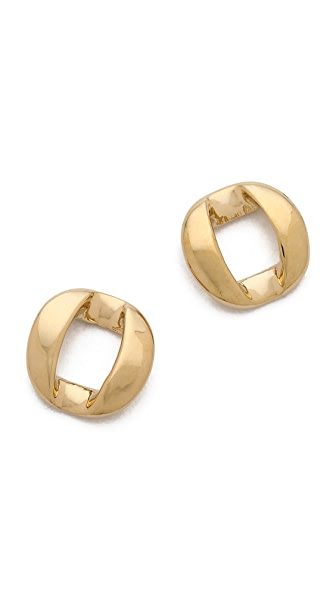 Marc by Marc Jacobs Link To Katie Stud Earrings