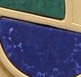 Bauhaus Blue/Dino Green