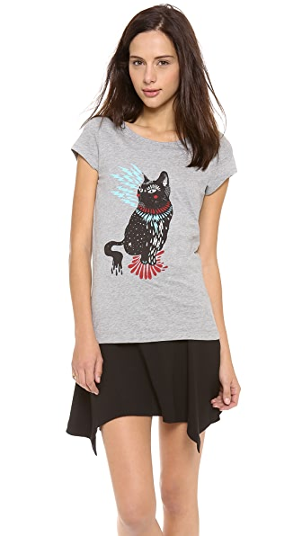 Marc by Marc Jacobs Rue Printed Tee