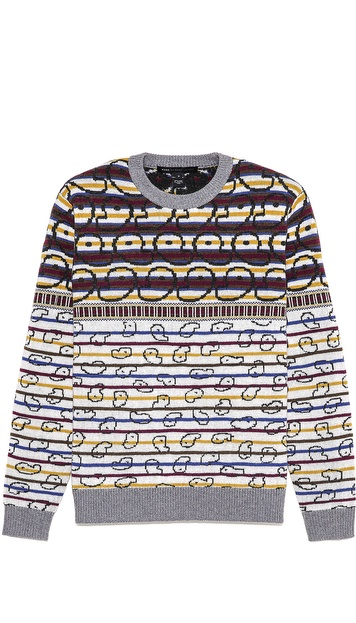 Marc by Marc Jacobs Finsbury Sweater