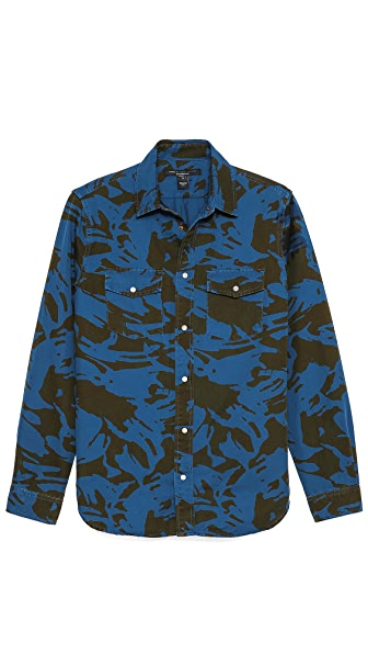 Marc by Marc Jacobs Camo Overshirt