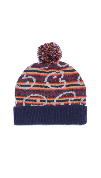Marc by Marc Jacobs Finsbury Knit Hat