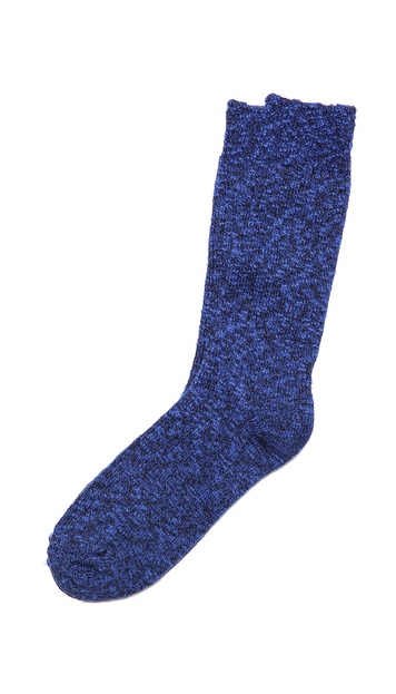 Marc by Marc Jacobs Melange Hiking Socks