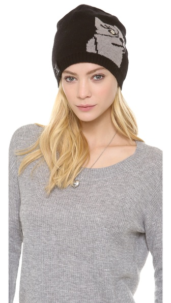 Marc by Marc Jacobs Olive Hat
