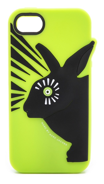 Marc by Marc Jacobs Rabbit Raised iPhone 5 / 5S Case