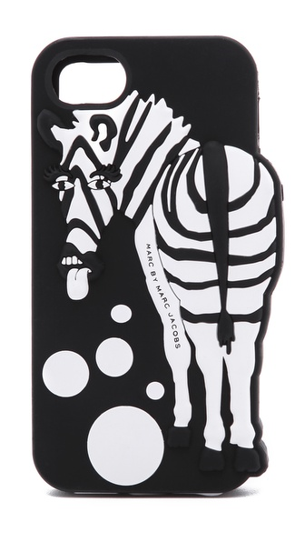Marc by Marc Jacobs Zebra Raised iPhone 5 / 5S Case
