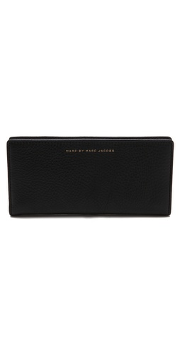 Marc by Marc Jacobs Single Snap Long Wallet at Shopbop / East Dane