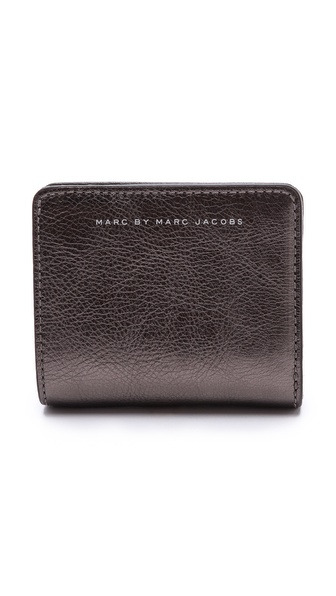 Marc by Marc Jacobs Sophisticato Single Snap Billfold