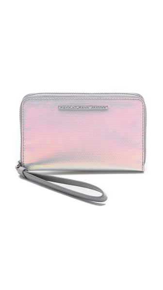 Marc by Marc Jacobs Karma Chameleon Wingman Wallet
