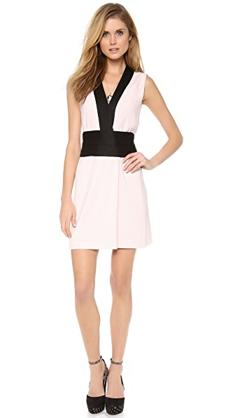 Marc by Marc Jacobs Anya Crepe Dress