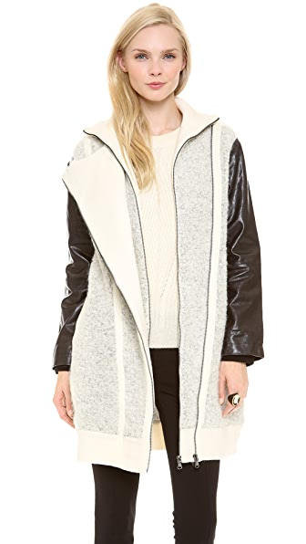 Marc by Marc Jacobs Nessi Sweater Coat