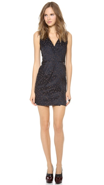 Marc by Marc Jacobs Sasha Jacquard Dress