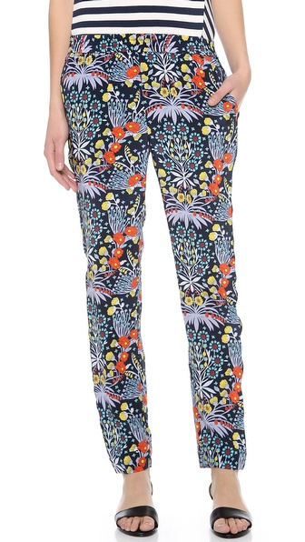 Marc by Marc Jacobs Maddy Botanical Print Pants
