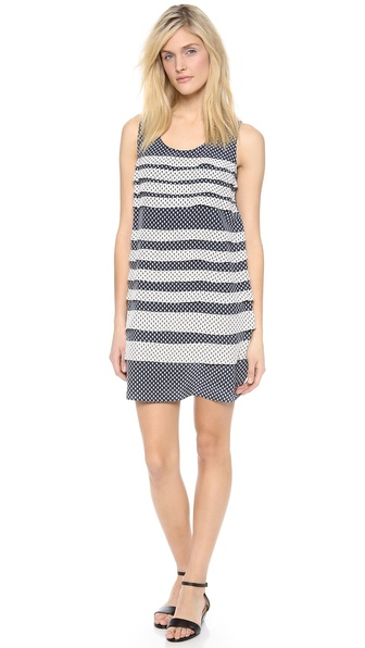 Marc by Marc Jacobs Juna Print CDC Dress