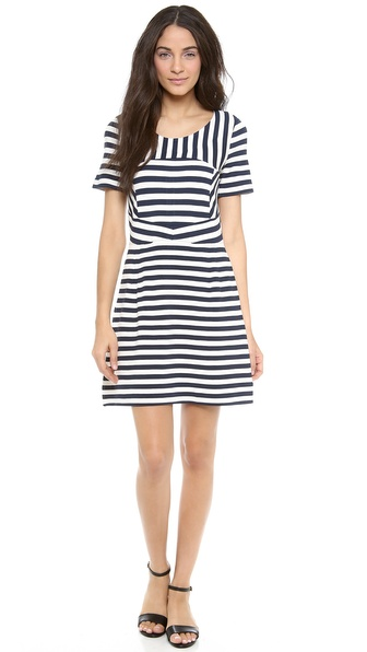 Marc by Marc Jacobs Yuni Stripe Dress