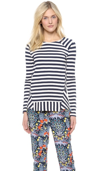 Marc by Marc Jacobs Yuni Stripe Top