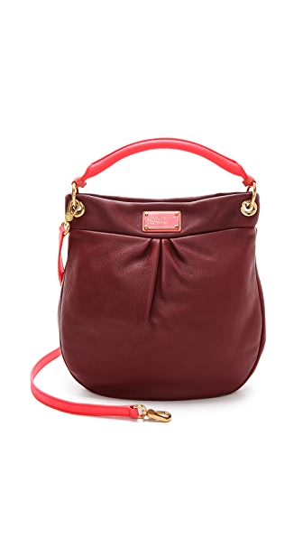 Marc by Marc Jacobs Classic Q Colorblock Hillier Hobo