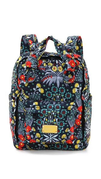 Marc by Marc Jacobs Pretty Nylon Botanical Print Backpack