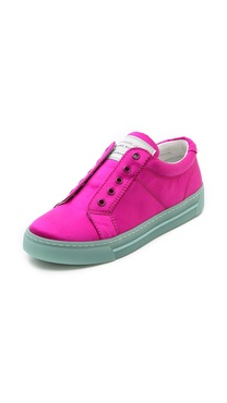 Marc by Marc Jacobs Satin Sneakers
