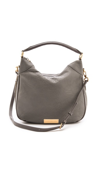 Marc by Marc Jacobs Washed Up Billy Bag :  handbag purse grey marc jacobs