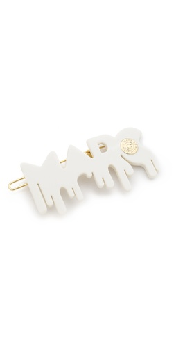 Marc by Marc Jacobs Drippy Marc Hair Clip at Shopbop / East Dane