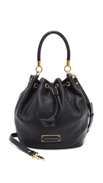 Marc by Marc Jacobs To Hot To Handle Drawstring Bucket Bag